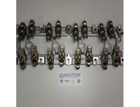 Корпус клапанных рычагов (рокера) Евро-5 Boxer III / Transit 155