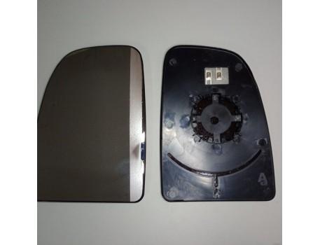 Стекло зеркала верхнее левое с обогревом Boxer III