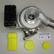 Турбокомпрессор Ford Transit 125 FWD/TTG